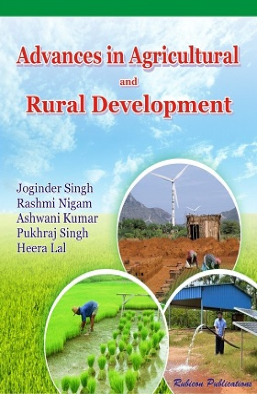 Advances in Agricultural and Rural Development