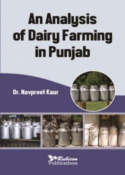 An Analysisof Dairy Farming in Punjab